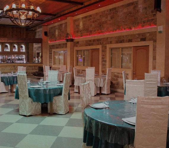 Гостинично-ресторанный комплекс в Махачкале «Кавказ»