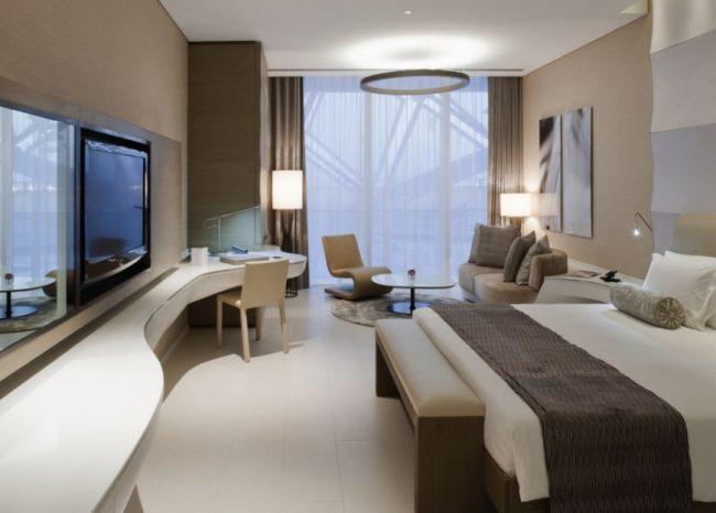 Интерьеры гостиниц: тенденции