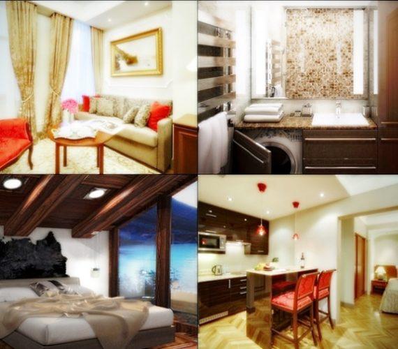 Тенденции развития интерьеров в гостиницах